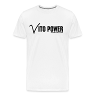 T-Shirts ~ Men's Premium T-Shirt ~ Men Vito Power Tee