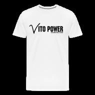 T-Shirts ~ Men's Premium T-Shirt ~ Men Vito Power Tee