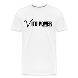 Men Vito Power Tee - Men's Premium T-Shirt