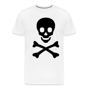 Happy Skull - Men's Premium T-Shirt