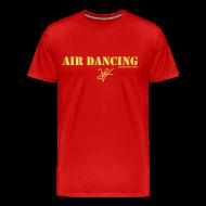 T-Shirts ~ Men's Premium T-Shirt ~ Mens Air Dancing