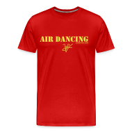 T-Shirts ~ Men's Premium T-Shirt ~ Mens Air Dancing
