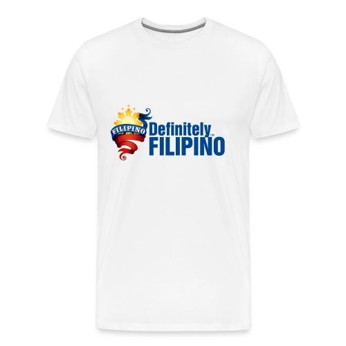 Definitely - Men's Premium T-Shirt