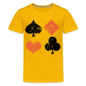 New Kids Designer T-shirts - Kids' Premium T-Shirt