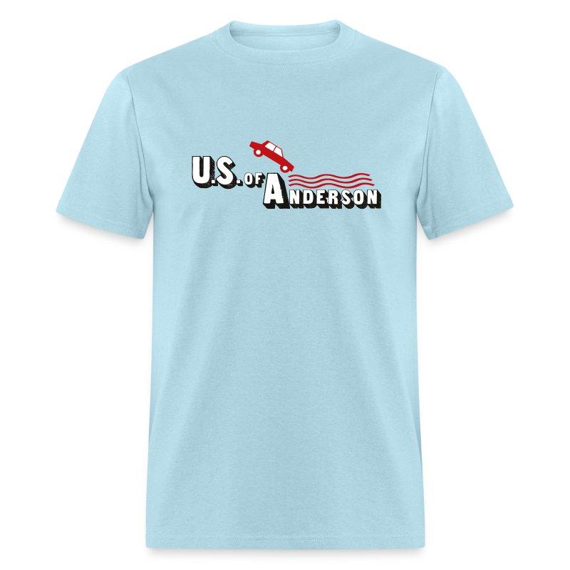 USofAnderson T-Shirt - Men's T-Shirt