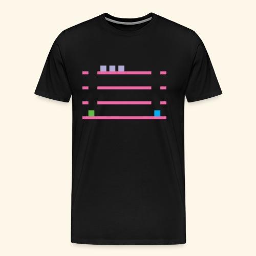 LowRez2 - Men's Premium T-Shirt