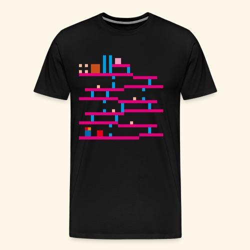 LowRez3 - Men's Premium T-Shirt