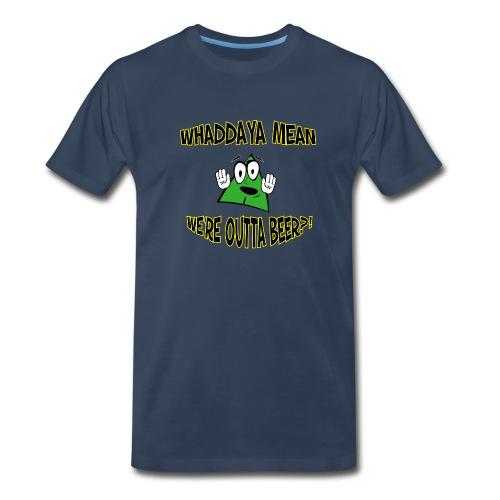 The Sneables - Men's Premium T-Shirt
