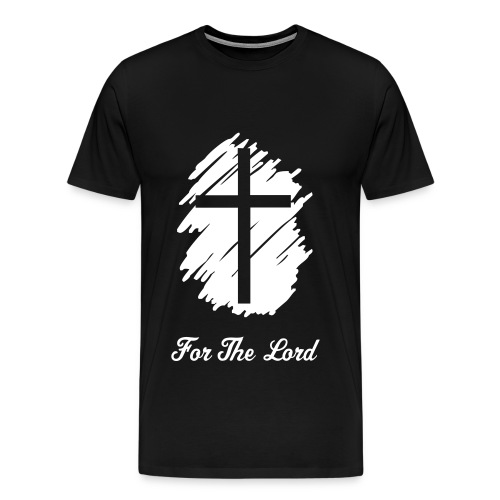 Are you for the Lord? - Men's Premium T-Shirt
