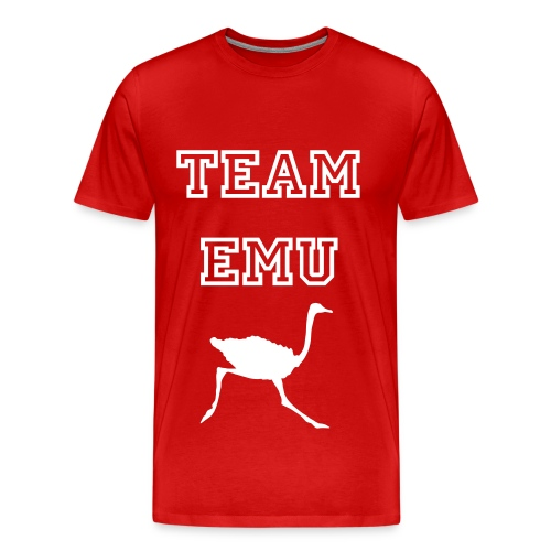team emu - Men's Premium T-Shirt