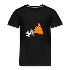 I love soccer Kid's tshirt - Toddler Premium T-Shirt