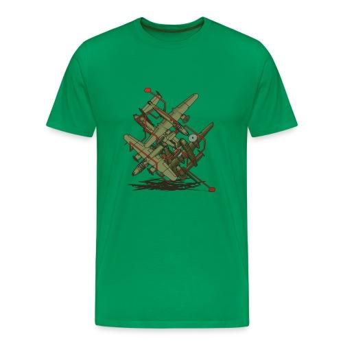 Oh Yossarian... - Men's Premium T-Shirt