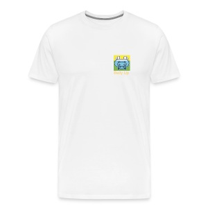 Belly Up Small Logo - Men's Size - Men's Premium T-Shirt