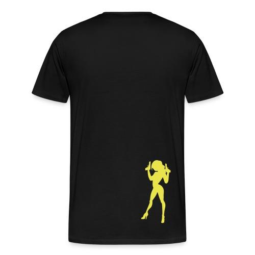 THE FADE - Men's Premium T-Shirt