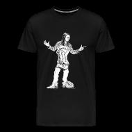 T-Shirts ~ Men's Premium T-Shirt ~ Dennis Gruenling 3XL t-shirt (black)