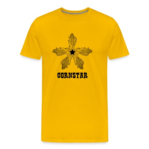 Cornstar - Men's Premium T-Shirt