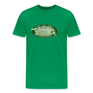 Amazing River Card - Men's Premium T-Shirt