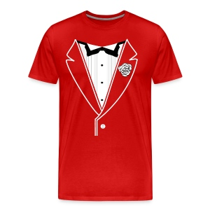 Ravishing in Red - Men's Premium T-Shirt
