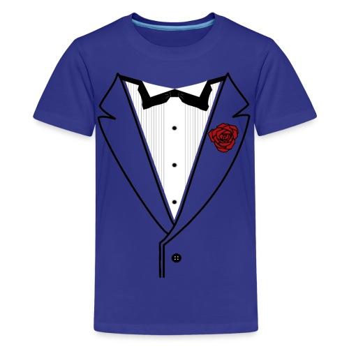 Custom Classic for Kids w/Black Lines - Kids' Premium T-Shirt