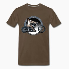 Chopper Girl Shirt