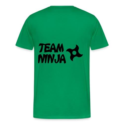 Team Ninja - Men's Premium T-Shirt