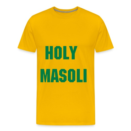 Holy Masoli - Men's Premium T-Shirt