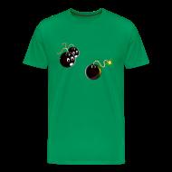 T-Shirts ~ Men's Premium T-Shirt ~ Bomb t-shirt