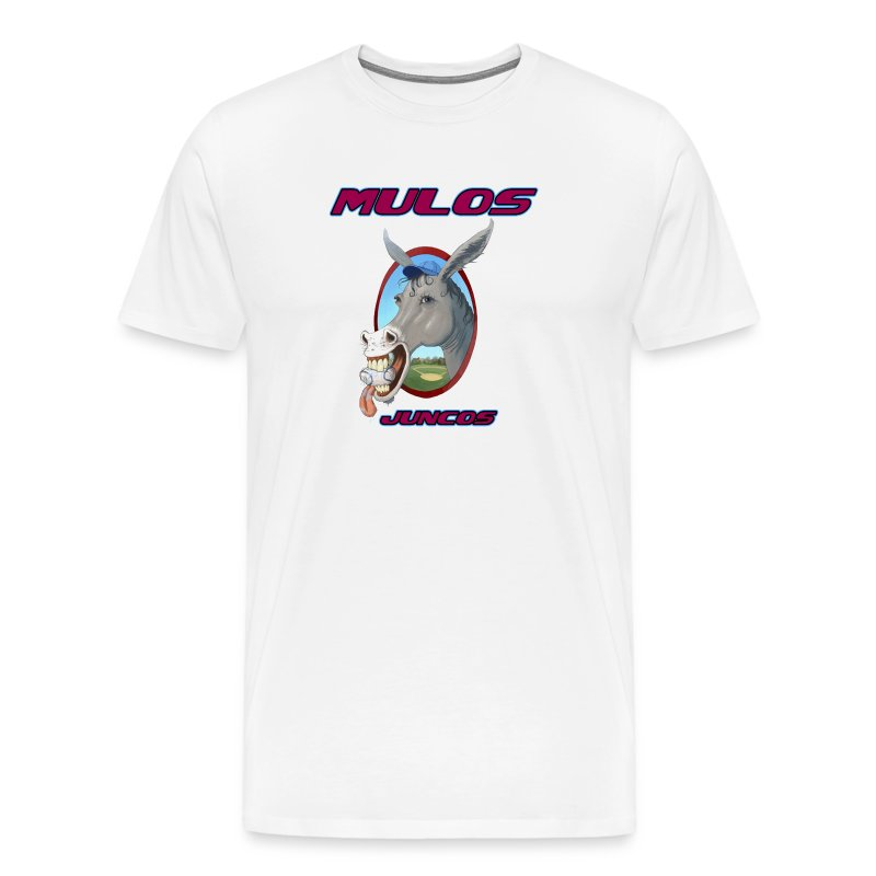 Junco Mulos AA PR Team - Men's Premium T-Shirt