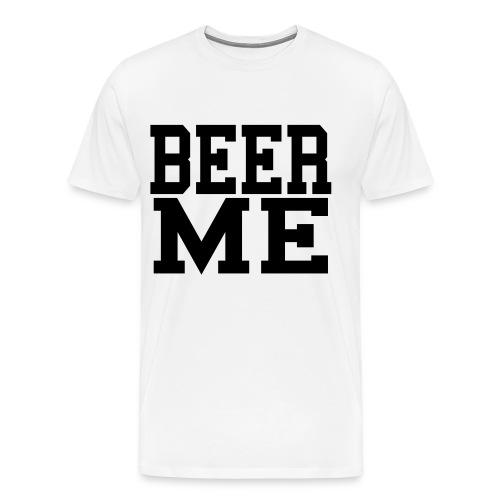Thrive Beer Me - Men's Premium T-Shirt