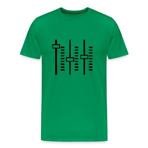 MAN T SHIRT EQ - Men's Premium T-Shirt