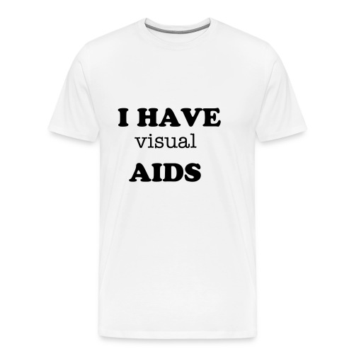 VISUALAIDS - Men's Premium T-Shirt