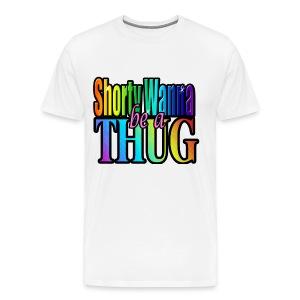 SW Thug T - Men's Premium T-Shirt