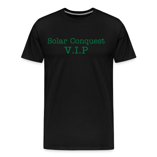 Solar Conquest V.I.P - Men's Premium T-Shirt
