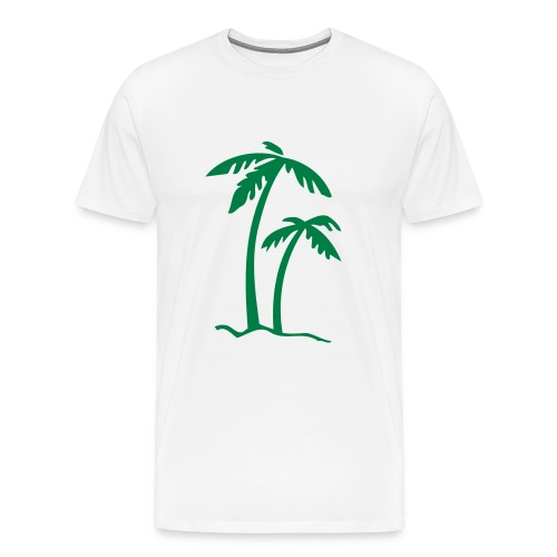 Palm Tee - Men's Premium T-Shirt