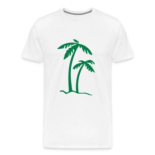 Palm Tee - Men's Premium T-Shirt