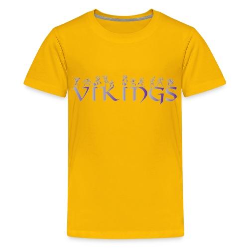 Vikings - Kids' Premium T-Shirt