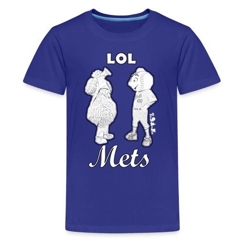 LOLMets (M) - Kids' Premium T-Shirt