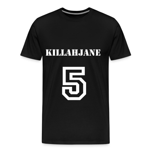 MEN'S KILLAHJANE TEE - Men's Premium T-Shirt