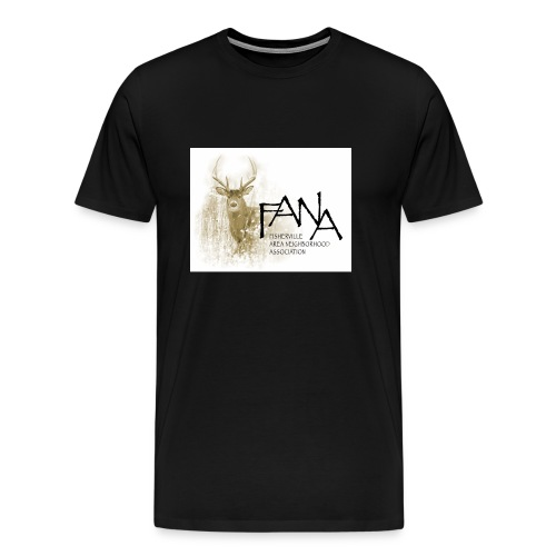 Men's Deer Design T-Shirt - Men's Premium T-Shirt