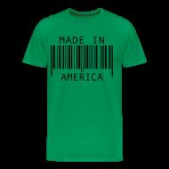 T-Shirts ~ Men's Premium T-Shirt ~ Made in America