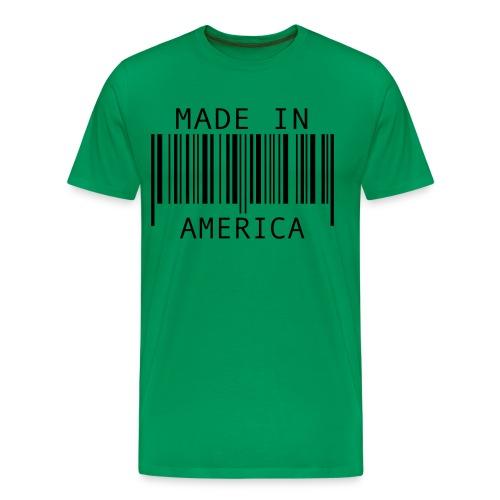 Made in America - Men's Premium T-Shirt