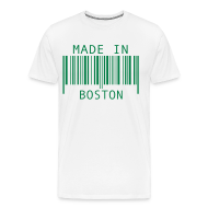 T-Shirts ~ Men's Premium T-Shirt ~ Made in Boston