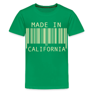 Kids' Shirts ~ Kids' Premium T-Shirt ~ Made in California