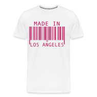 T-Shirts ~ Men's Premium T-Shirt ~ Made in Los Angeles