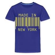 Kids' Shirts ~ Kids' Premium T-Shirt ~ Made in New York