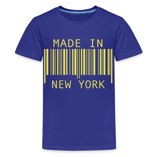 Made in New York - Kids' Premium T-Shirt