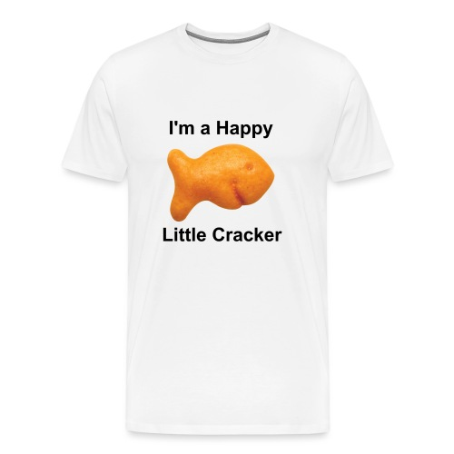 Men's - I'm a Happy Little Cracker - Men's Premium T-Shirt