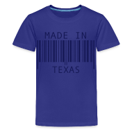 Kids' Shirts ~ Kids' Premium T-Shirt ~ Made in Texas