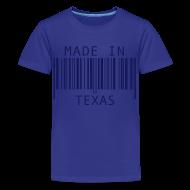 Kids' Shirts ~ Kids' Premium T-Shirt ~ Made in Texas