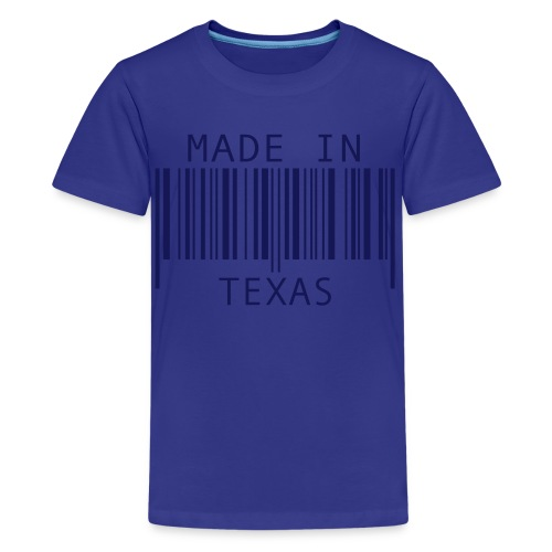 Made in Texas - Kids' Premium T-Shirt